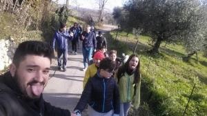 Camminata Col Roigo
