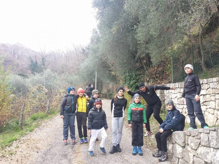 Camminata San Bovo